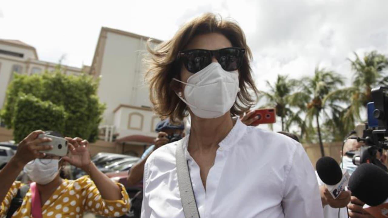 Cristiana Chamorro, opositora del Gobierno de Daniel Ortega en Nicaragua (AP)