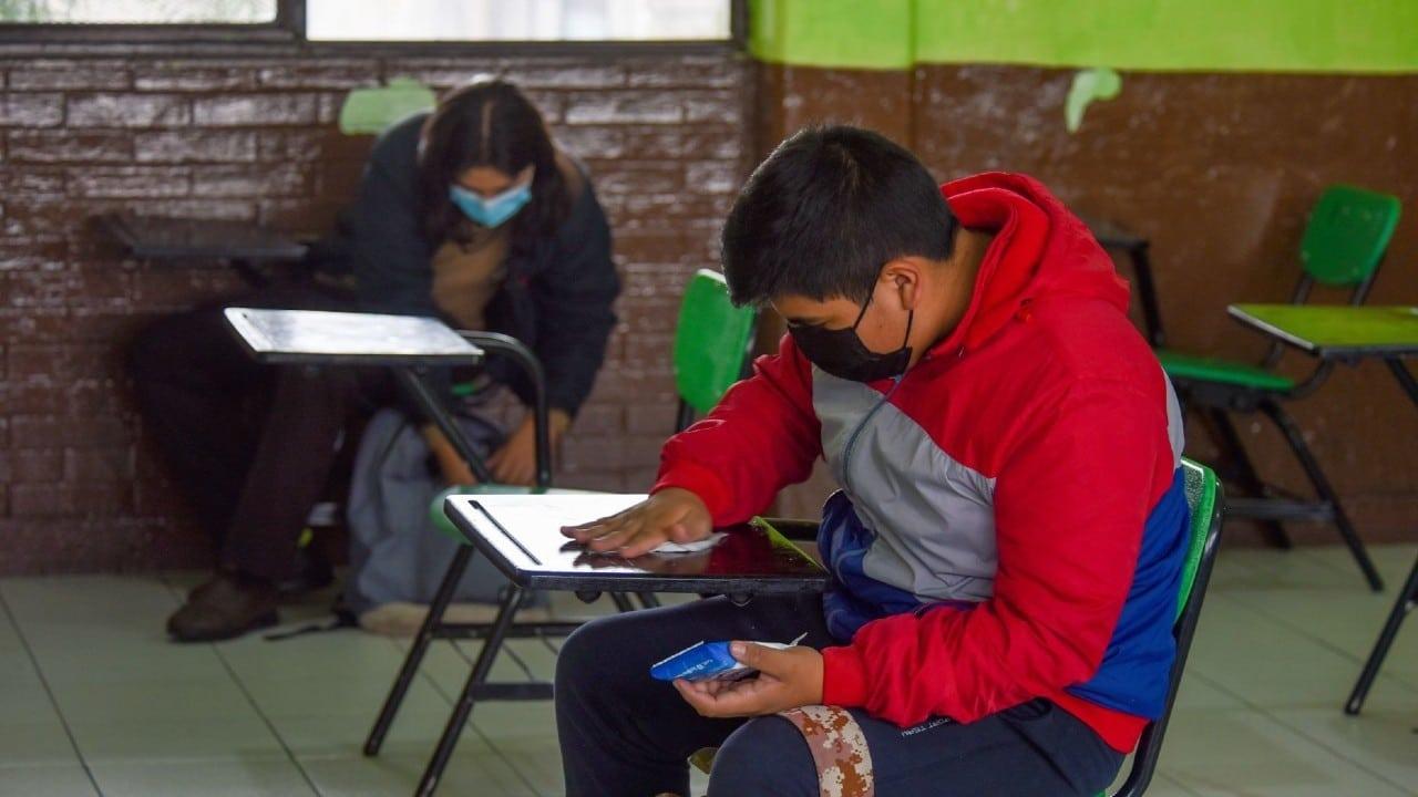 Edomex: 7 mil escuelas han retomado clases presenciales