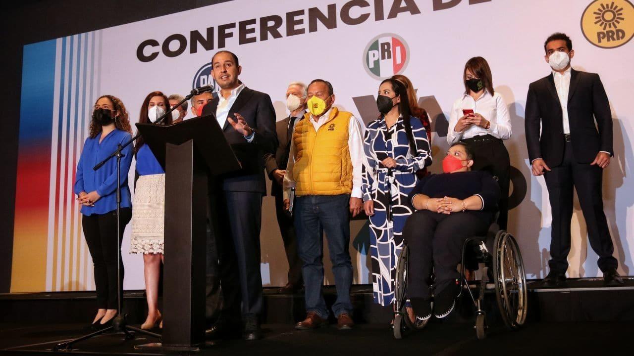 """""""Estamos fuertes y sólidos"""", coalición opositora confía en ganar las elecciones del 2024"""