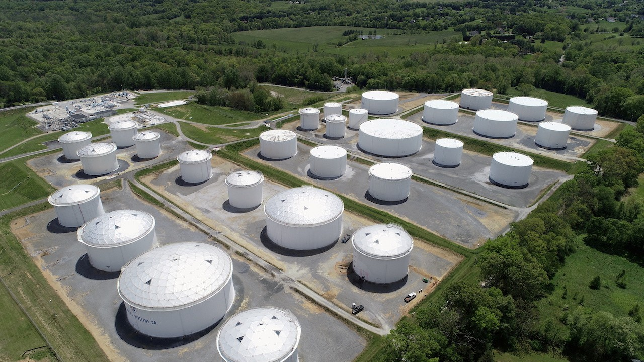 Empresa Colonial Pipeline (Reuters)