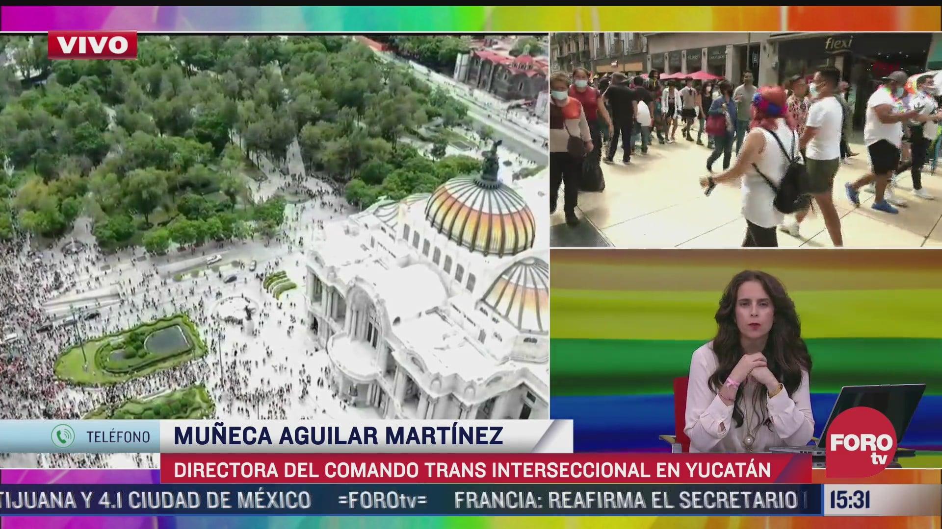 como vive una mujer trans en yucatan
