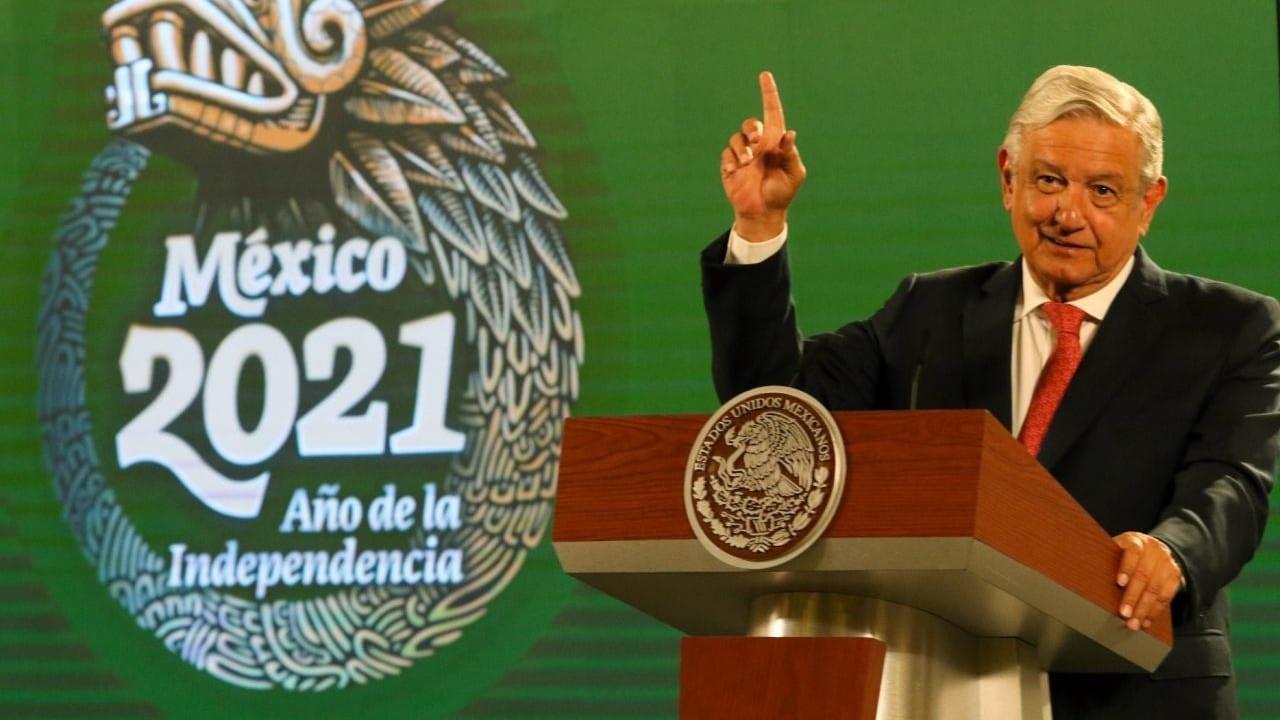 Conferencia de prensa matutina del presidente López Obrador