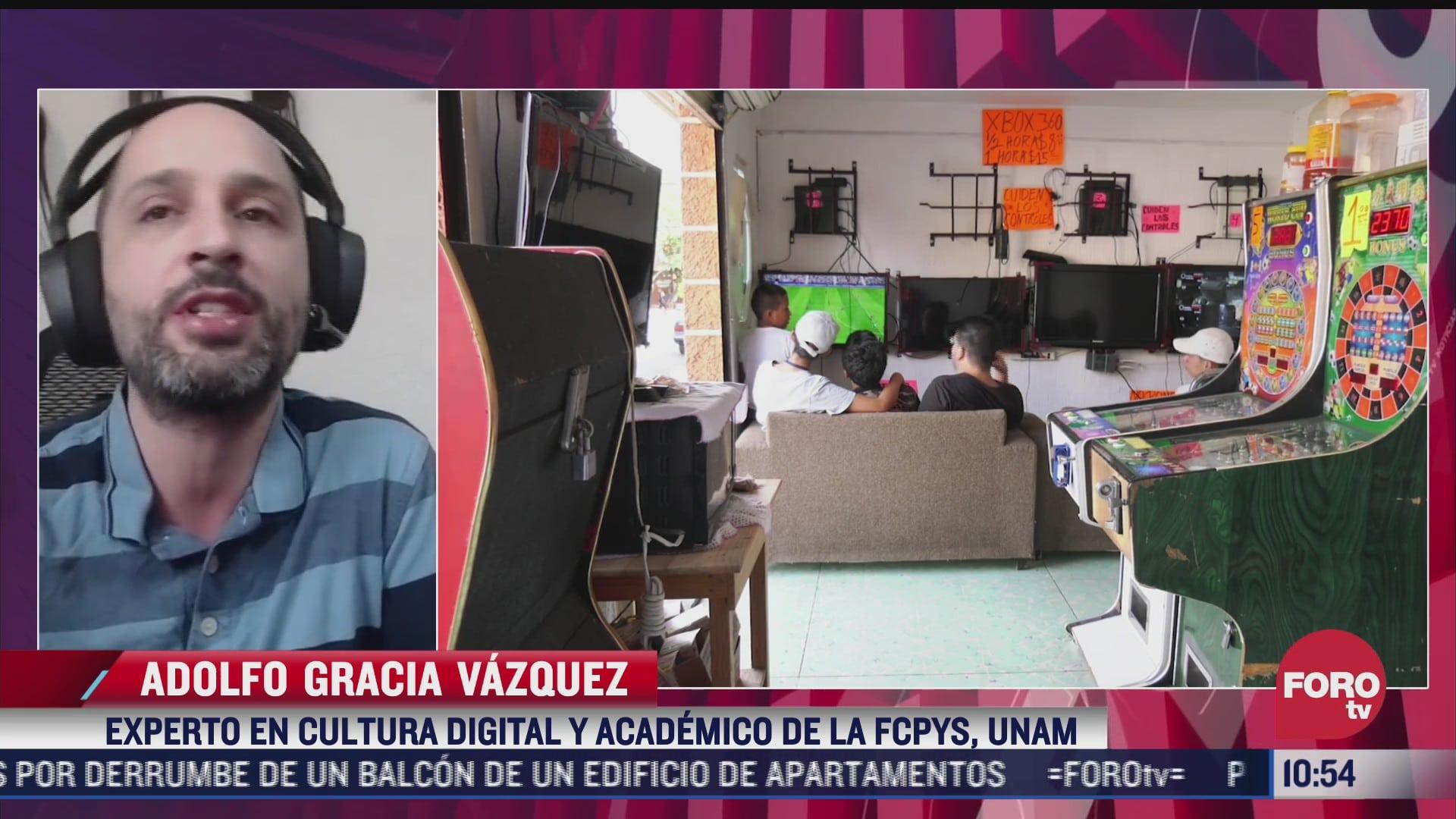 covid 19 impacta consumo de videojuegos en mexico