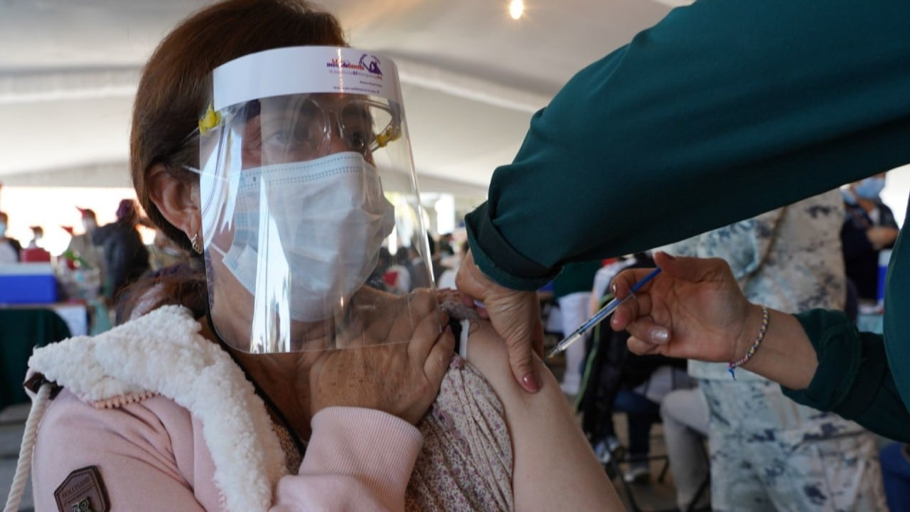 ¿Cuándo iniciará la aplicación de la segunda dosis de la vacuna COVID para adultos de 50 a 59 años en la alcaldía Cuauhtémoc?