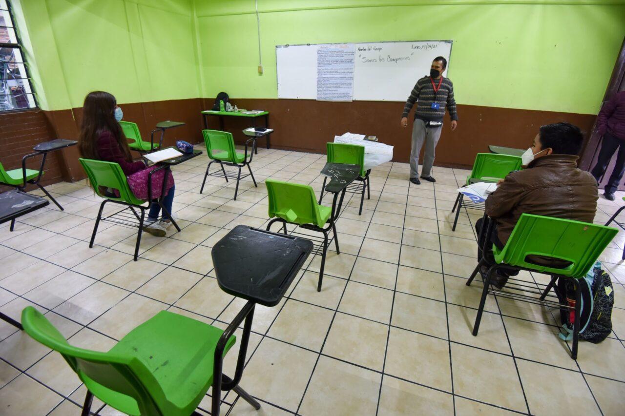 SEP lanza curso en línea para un regreso a clases seguro