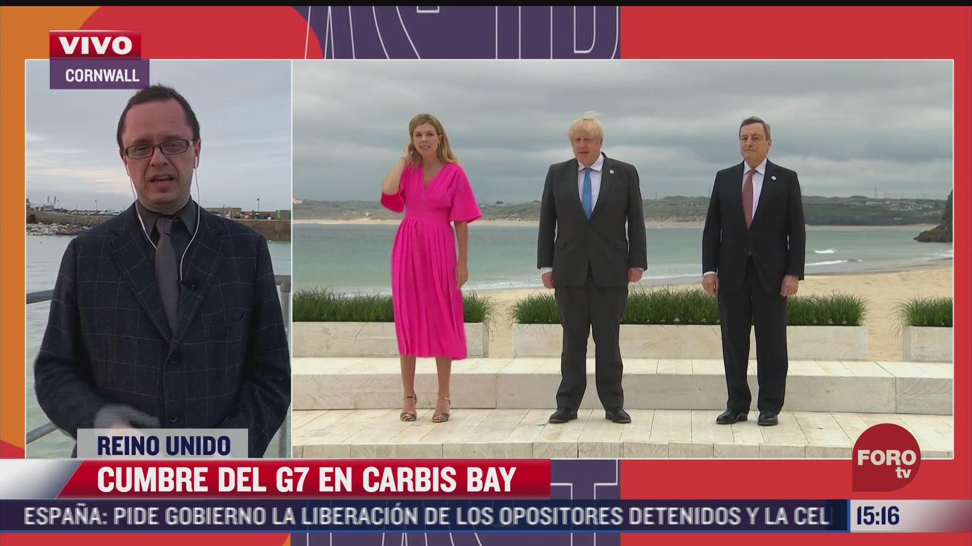 cumbre del g7 terminara en promesas que no se cumpliran