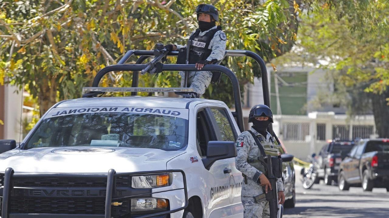 Decomisan 20 armas largas y 50 cartuchos útiles en Zacatecas