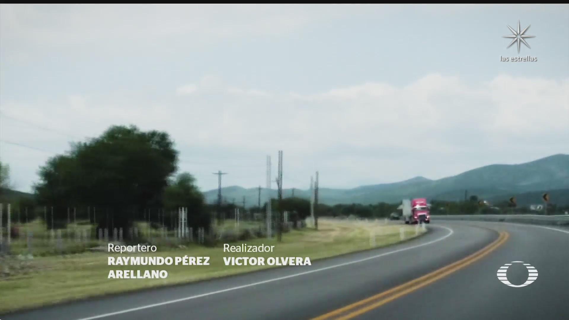 desapariciones en carretera monterrey nuevo laredo comenzaron hace mas de 10 anos