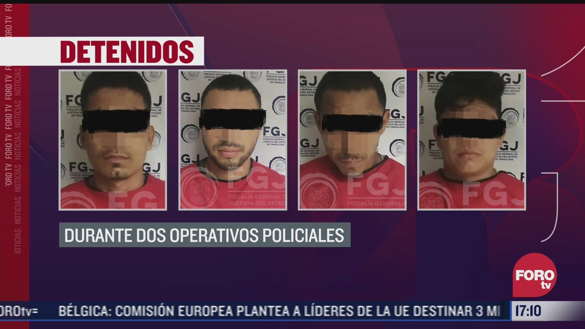 detienen a dos posibles responsables de masacre en reynosa tamaulipas