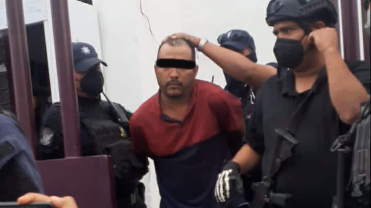 Detienen a presunto secuestrador de niño en Amozoc, Puebla, quería 120 mil pesos por su rescate