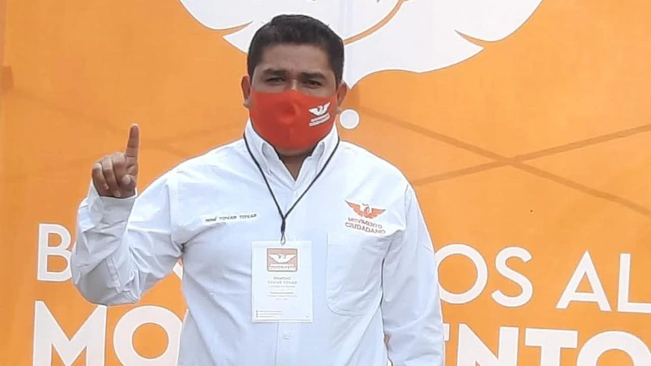 Detienen a presunto asesino de candidato de Veracruz, Remigio Tovar
