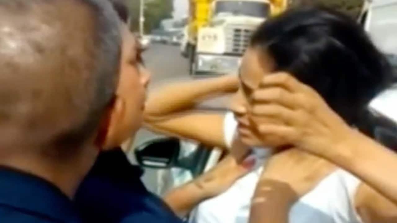 Detención de doctora en el estado de Hidalgo (FOROtv)