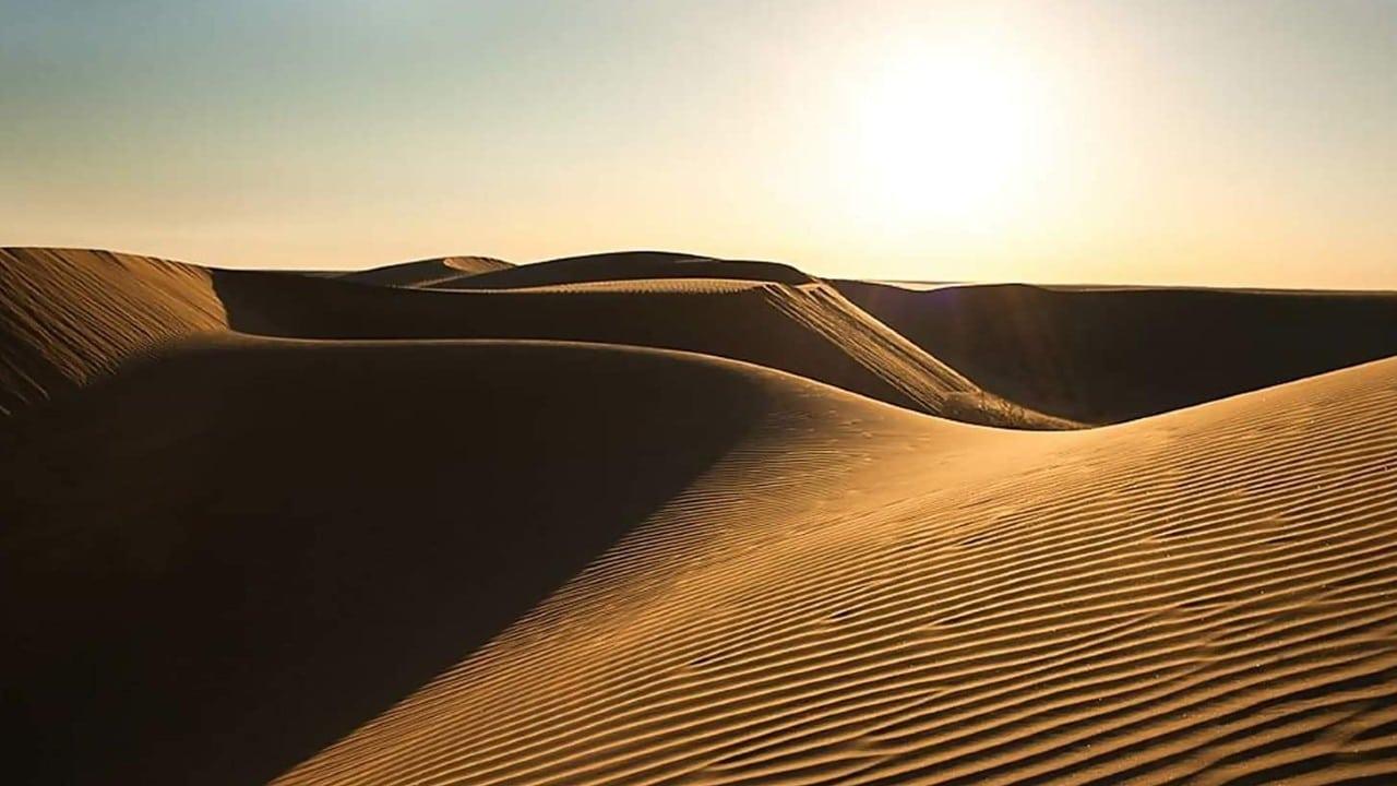 El lugar más caliente del mundo está en México, el Gran Desierto de Altar