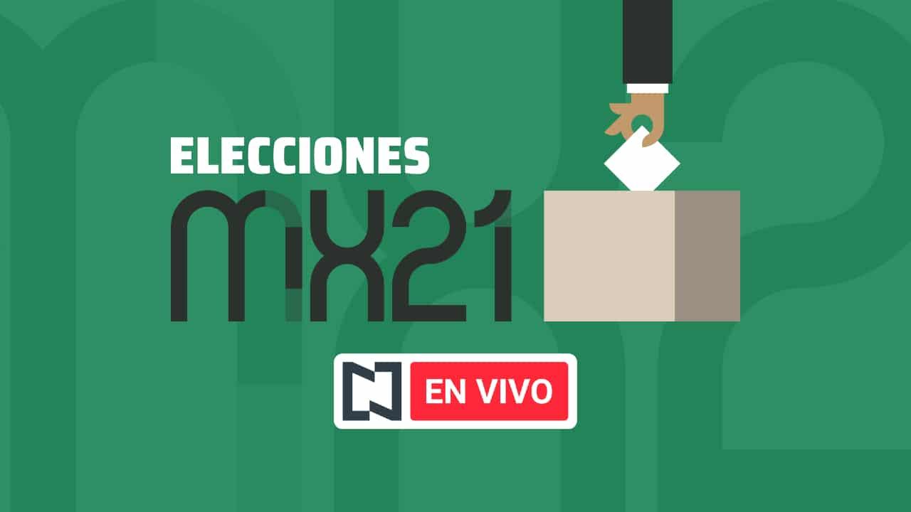 En vivo: Transmisión especial por las elecciones 2021 en México