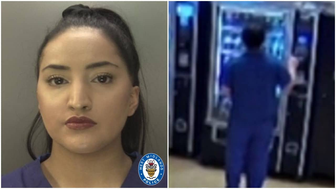 Enfermera roba tarjeta de banco de mujer muerta para comprar papas