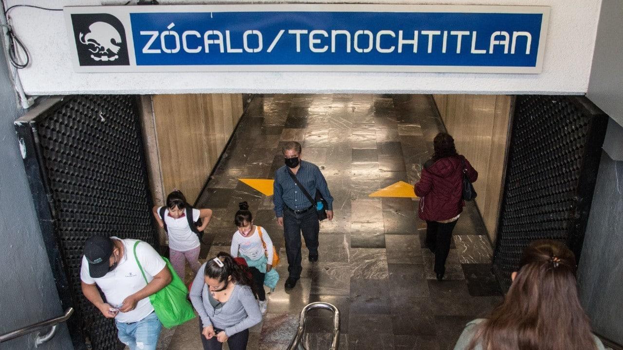 Metro-Zócalo-estará-cerrado-por-visita-de-Kamala-Harris