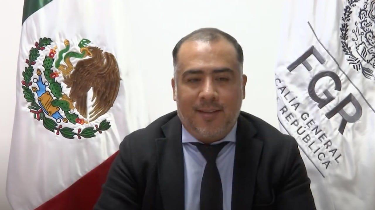 Omar Gómez Trejo, titular de la Unidad de Litigación para el caso Ayotzinapa de la Fiscalía General de la República (FGR)
