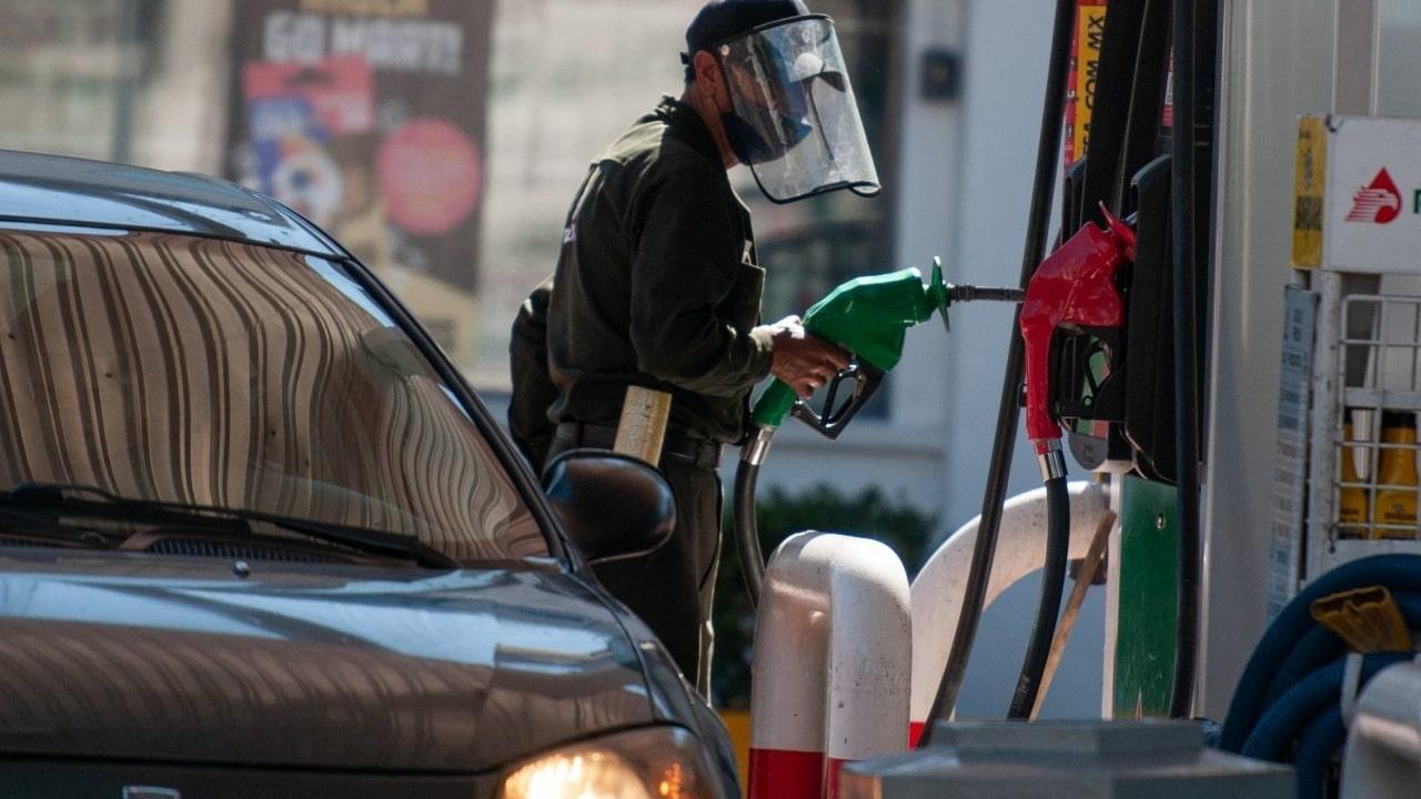 precio de la gasolina en cdmx