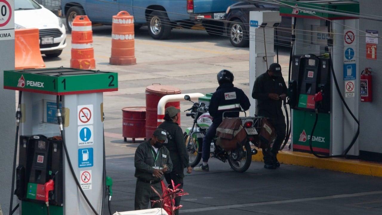 gasolinera en cdmx