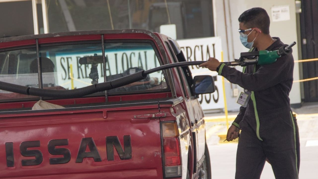 gasolineria cdmx