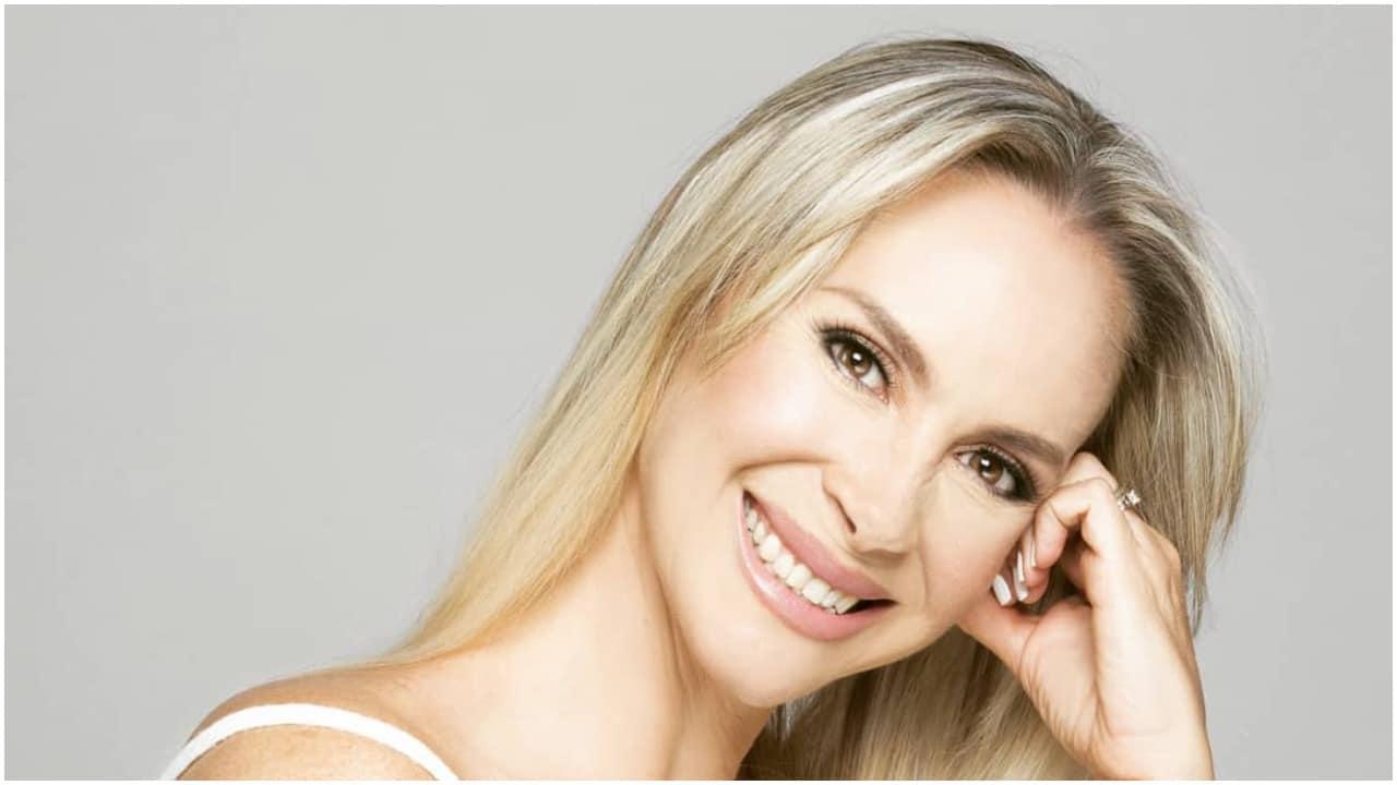 Ginny Hoffman, actriz que acusa a Héctor Parra de abusar de su hija Alexa