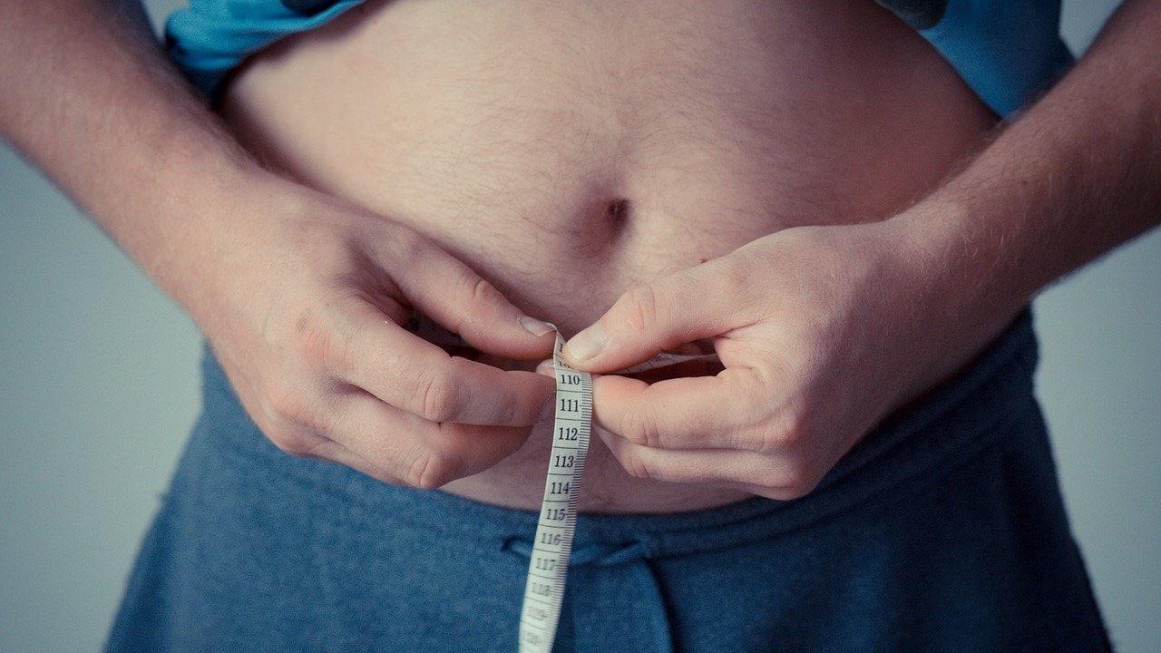 obesidad, peso corporal, salud, ejercicio, imagen ilustrativa