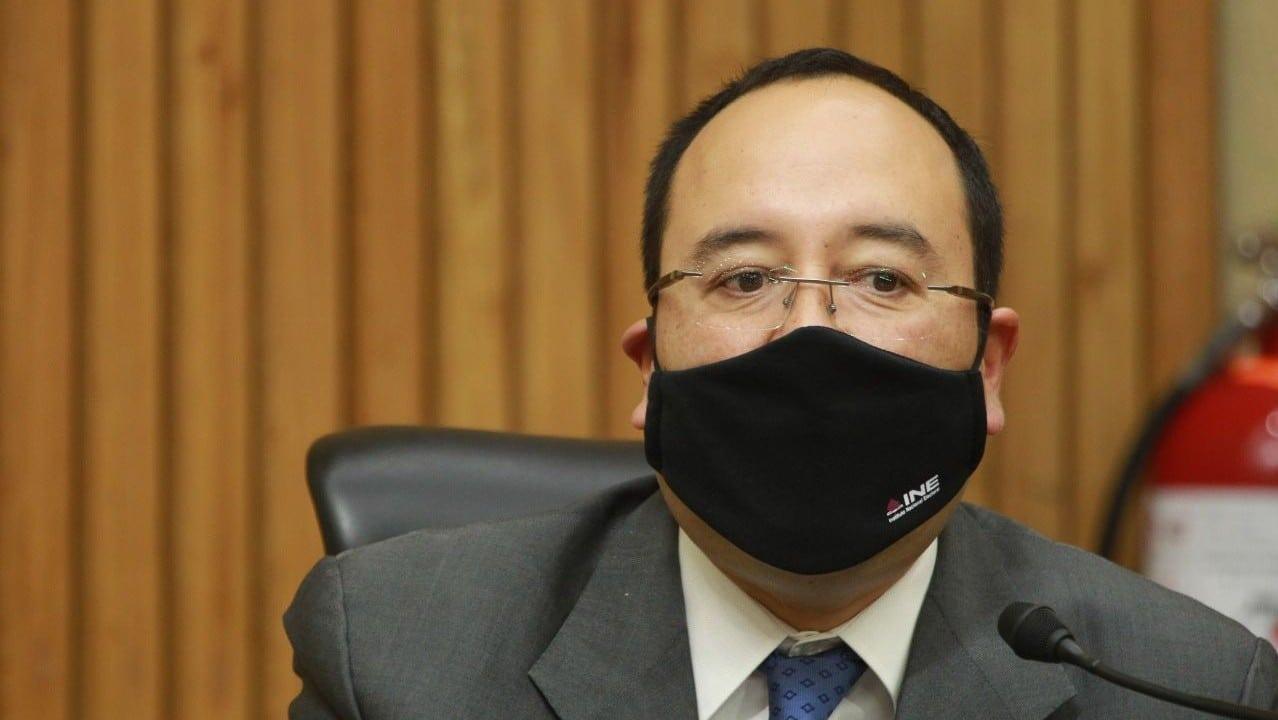El consejero del INE, Ciro Murayama (Cuartoscuro, archivo)