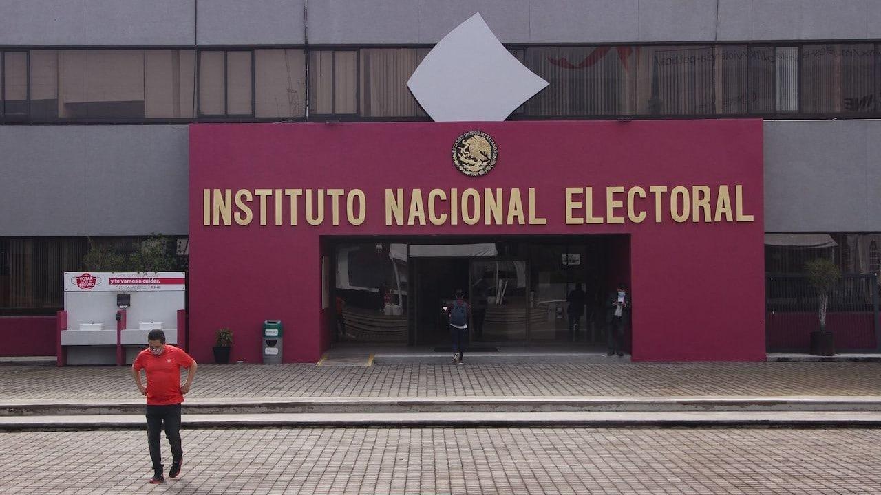 Sede del Instituto Nacional Electoral (INE) (Caurtoscuro)