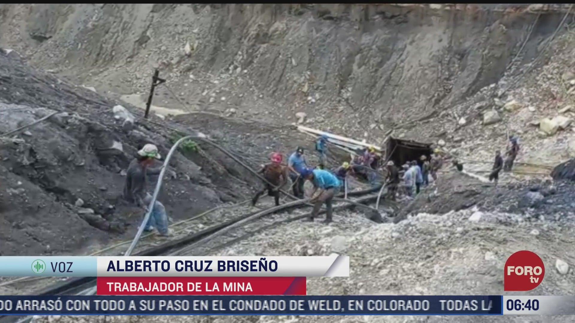 intensifican labores de busqueda y rescate en mina de coahuila