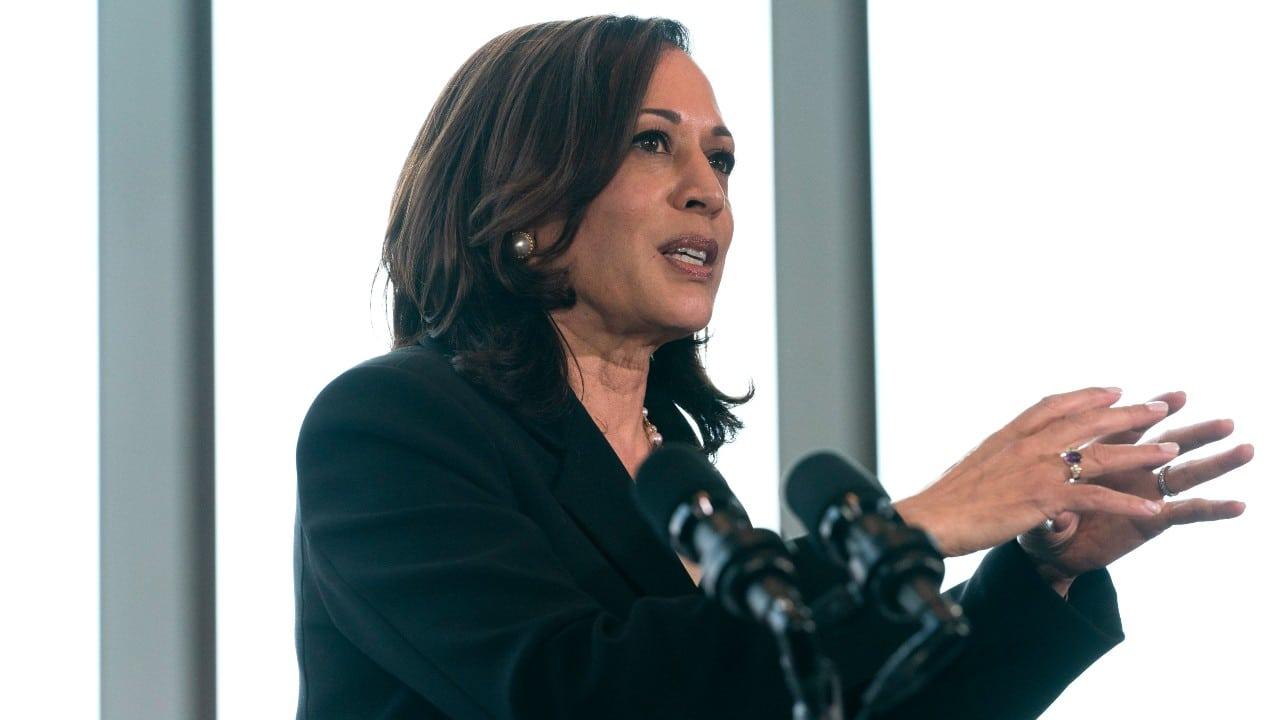 Kamala Harris, vicepresidenta de EEUU. (AP, archivo)