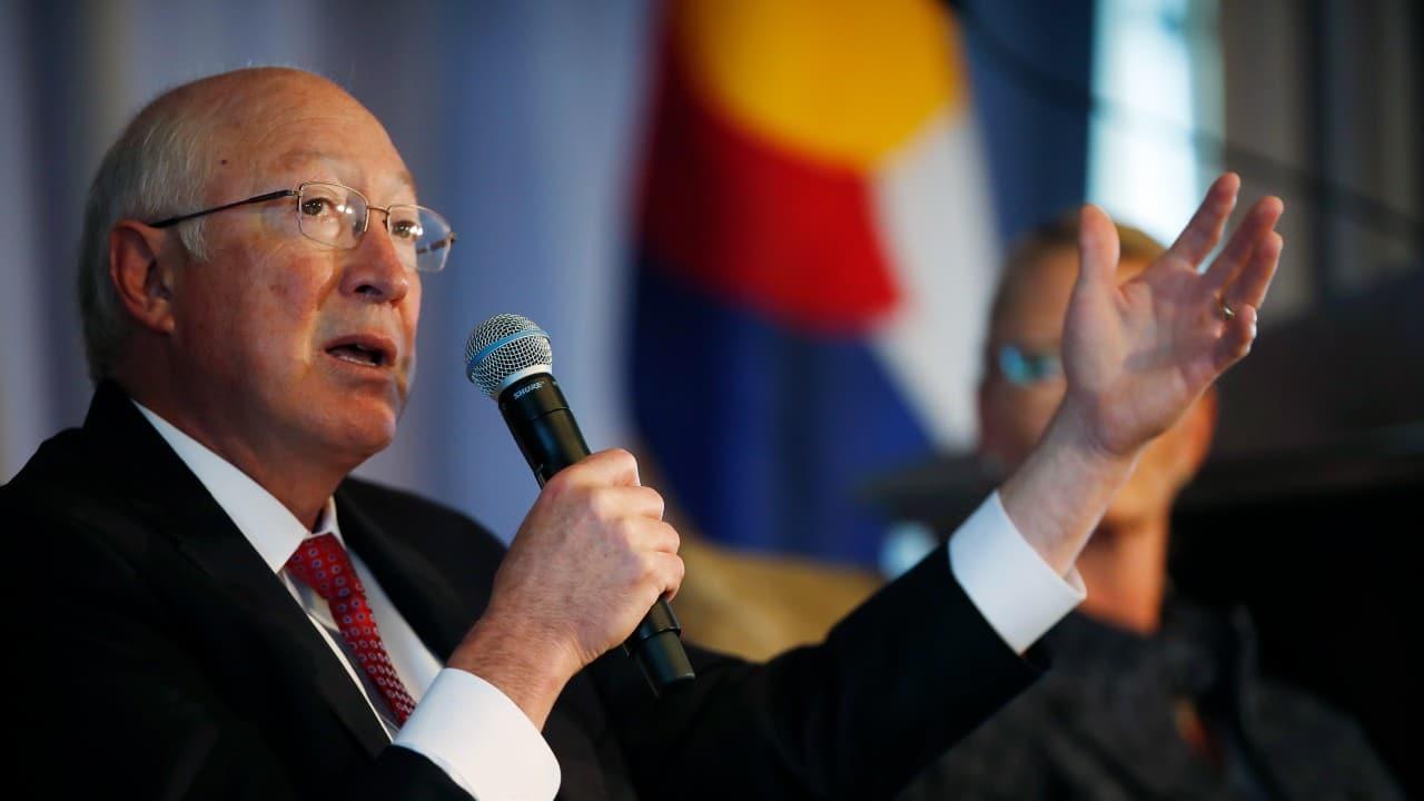 Biden nomina a Ken Salazar como embajador de EEUU en México
