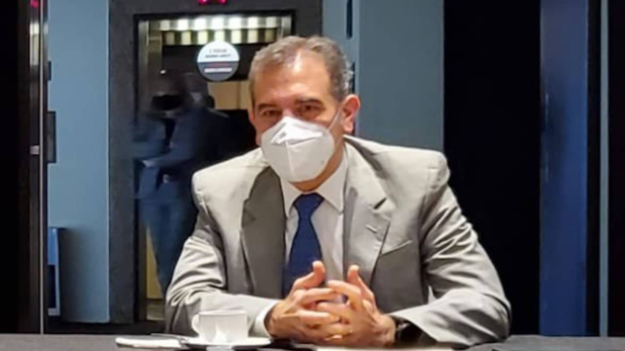 Lorenzo Córdova, presidente del INE (Twitter: @SantiagoACanton)