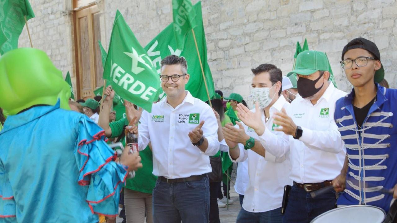 Los falsos candidatos discapacitados del Partido Verde