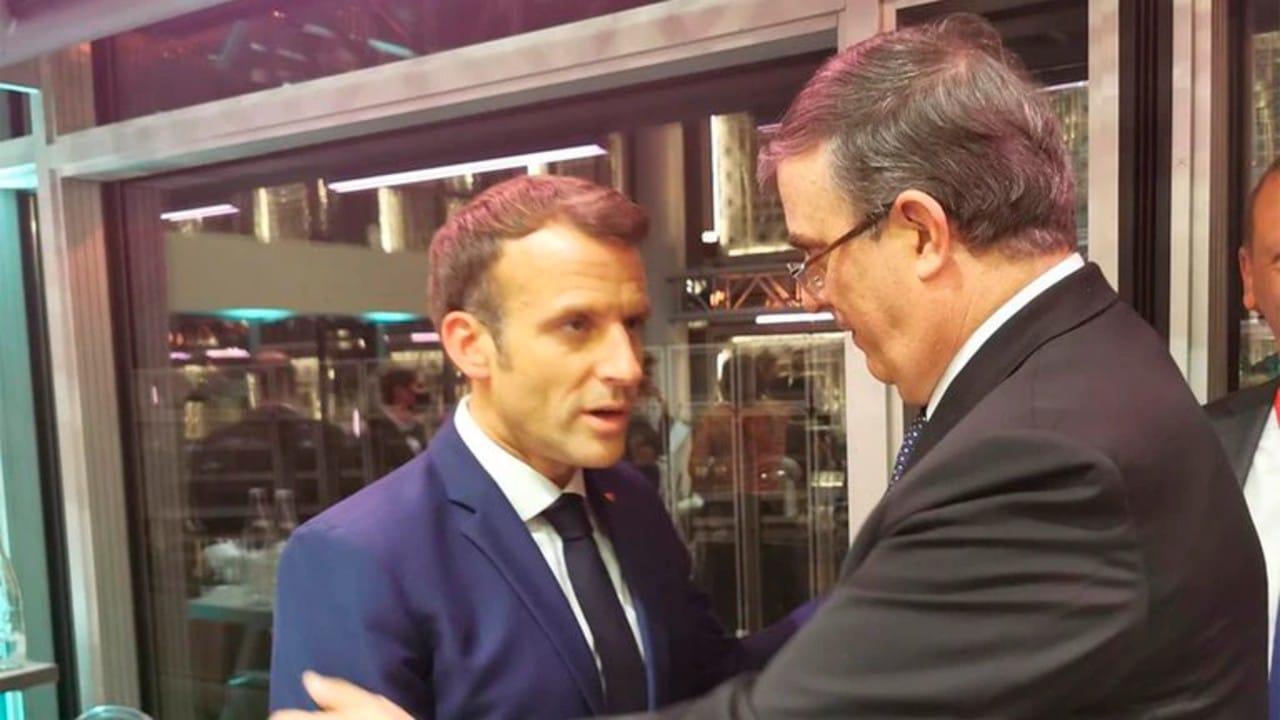 Marcelo Ebrard agradece el apoyo de Francia en el Foro Generación Igualdad