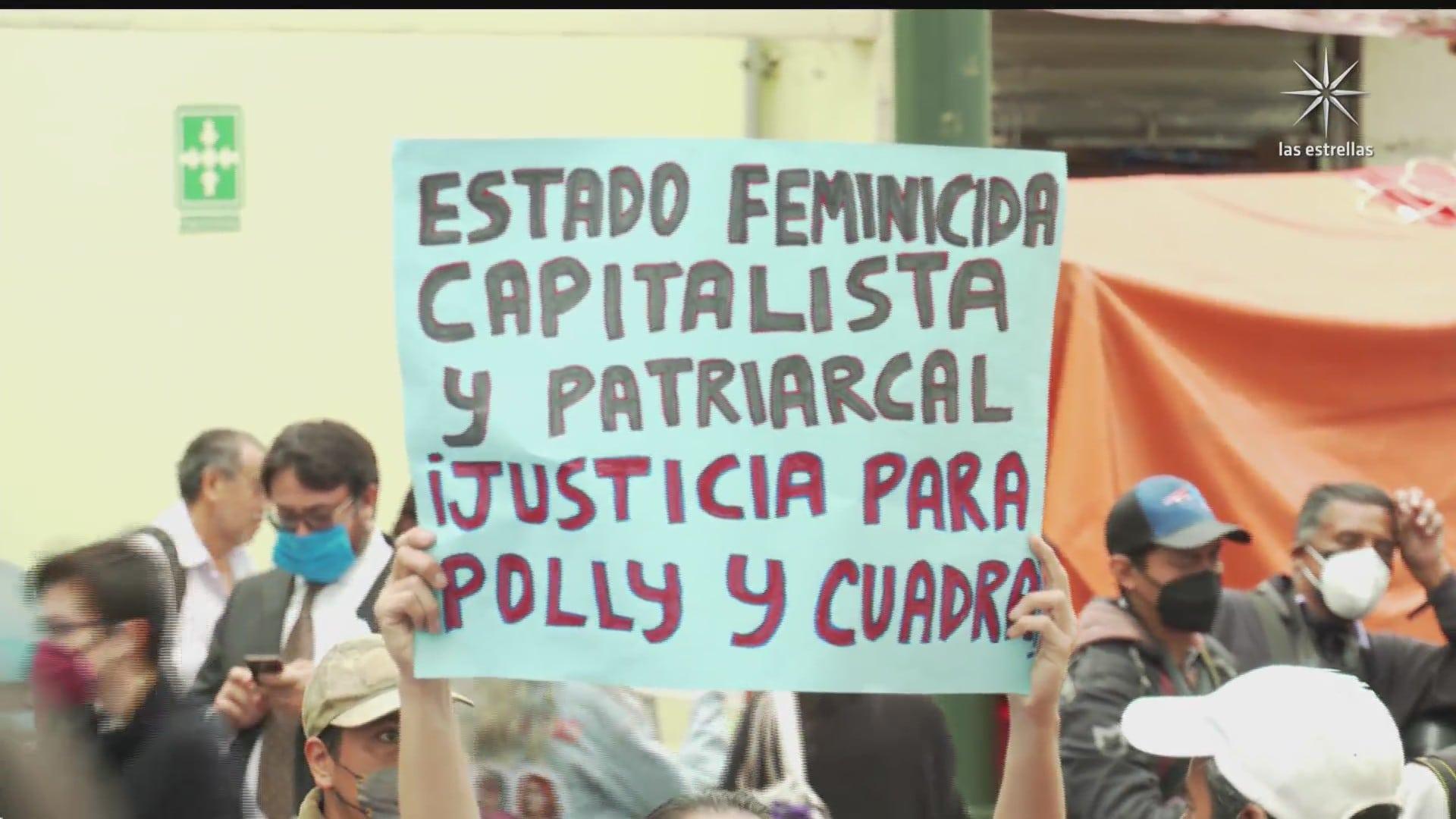 marchan para exigir justicia por jovenes atropelladas en iztacalco