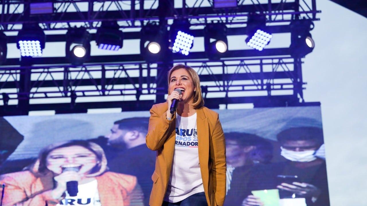 María Eugenia Campos Galván aventaja para la gubernatura en Chihuahua