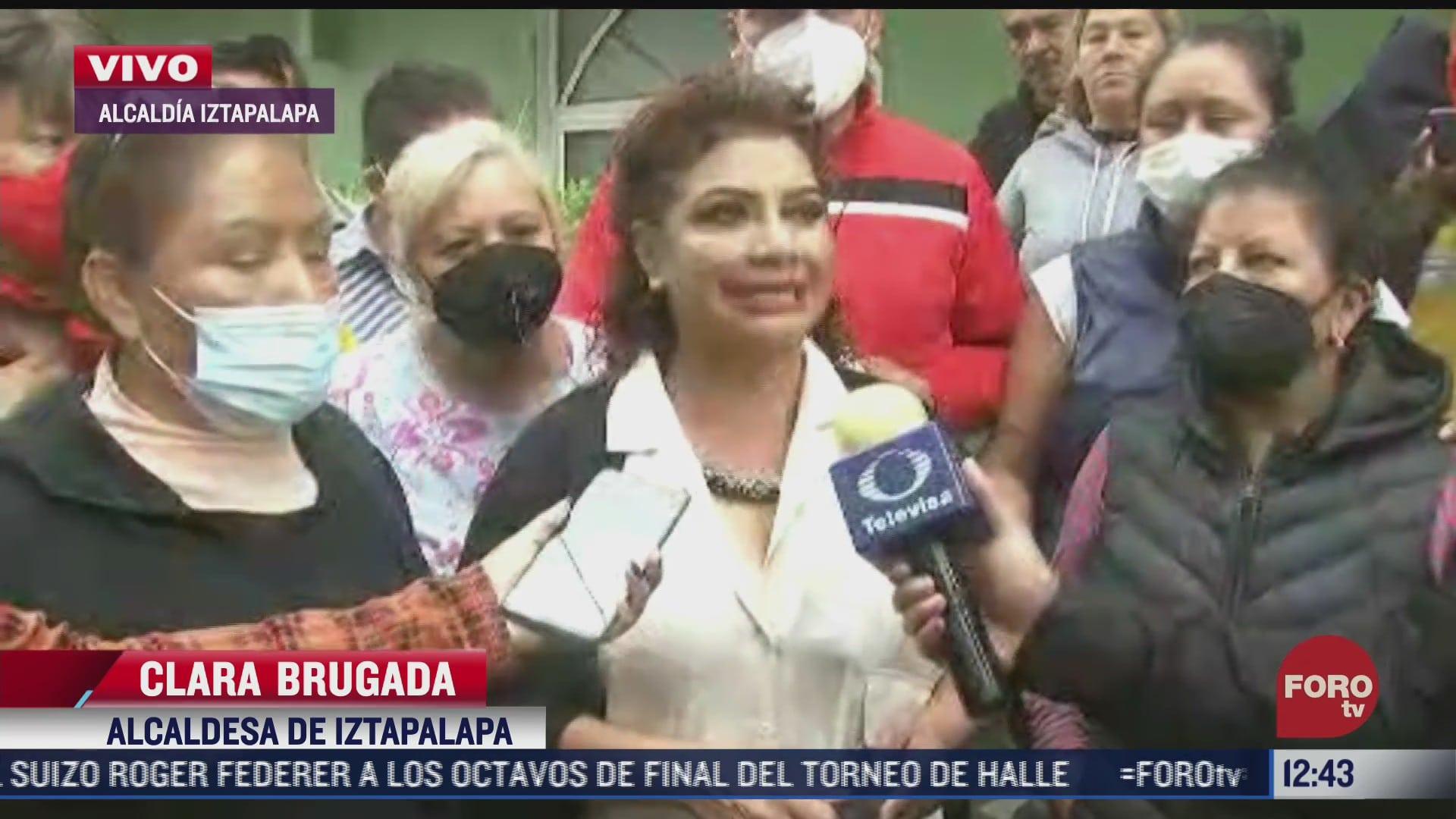 mas de 300 viviendas afectadas tras inundacion en alcaldia iztapalapa