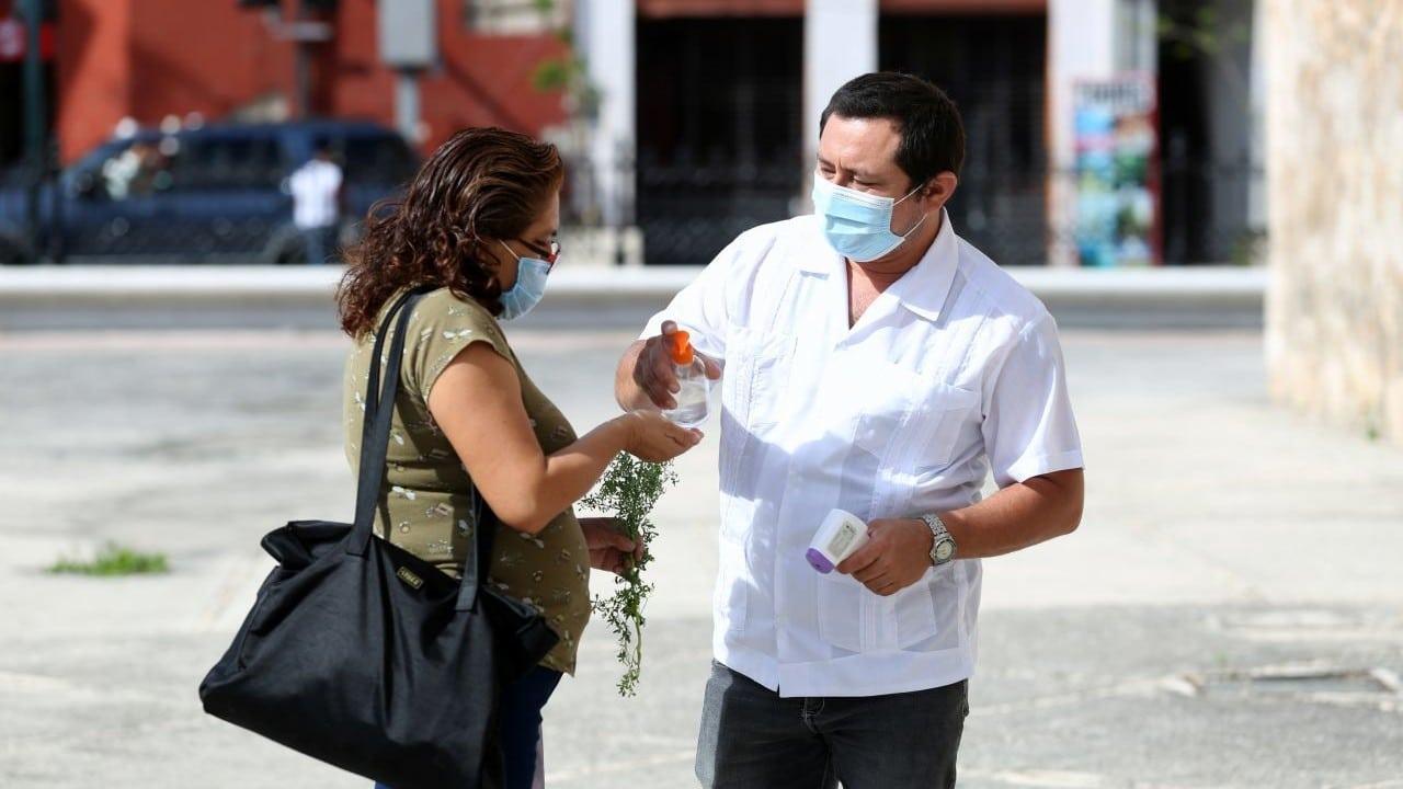 Detectan dos nuevas cepas de COVID-19 en Yucatán
