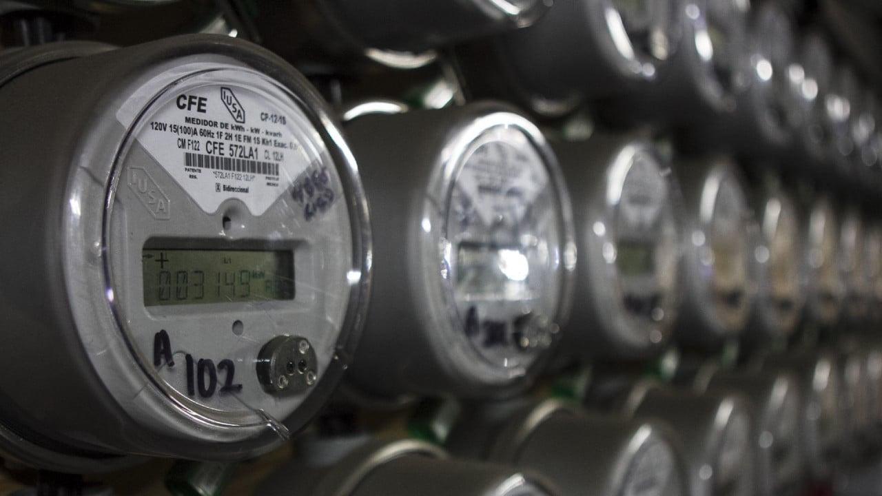 medidor de luz, consumo de luz, CFE, ahorro, imagen ilustrativa