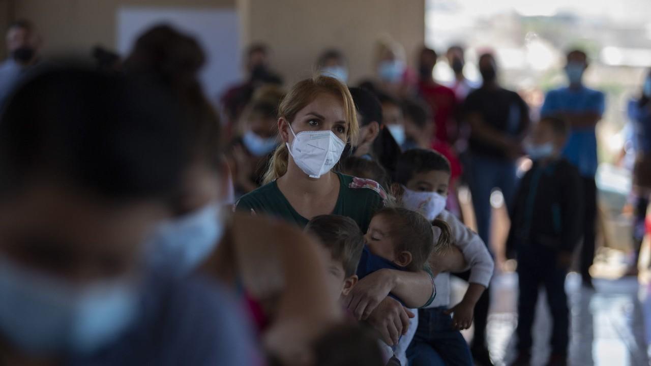 México ha recibido más solicitudes de asilo en lo que va de 2021 que en otros años