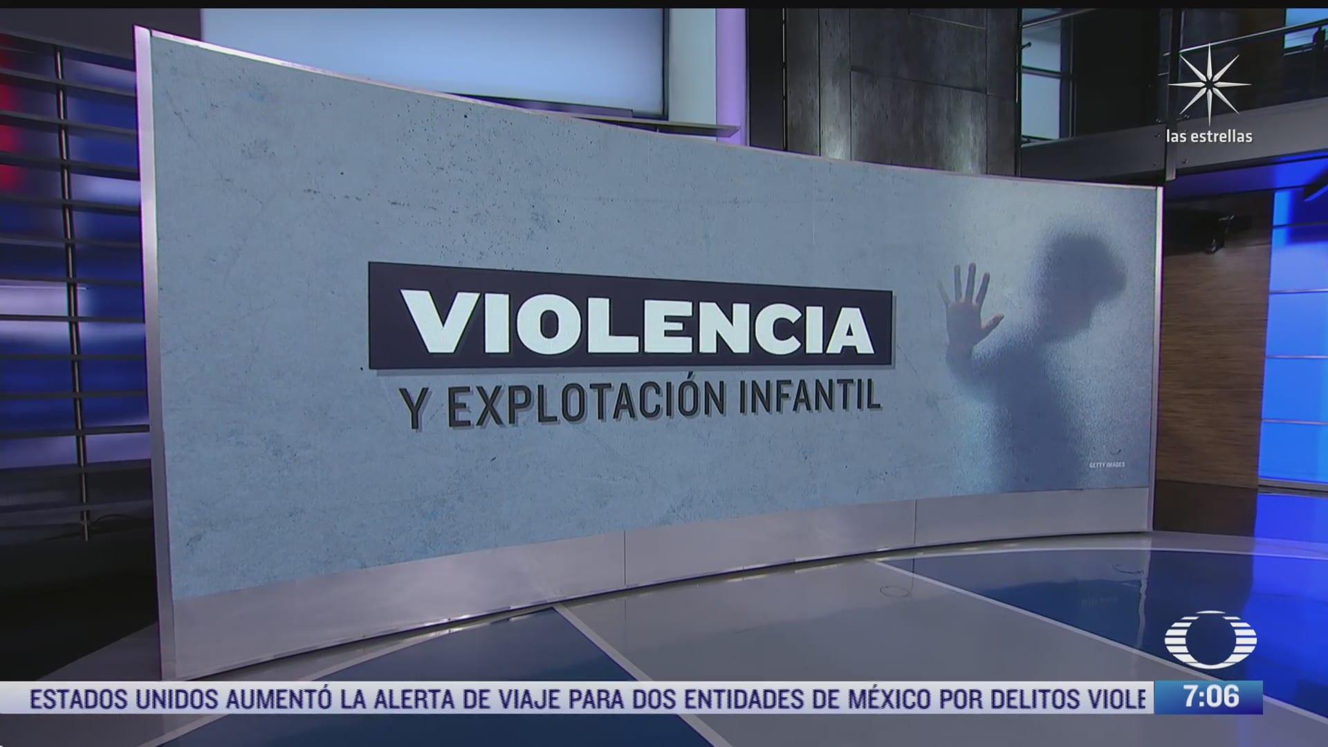 mexico primer lugar en consumo de pornografia infantil