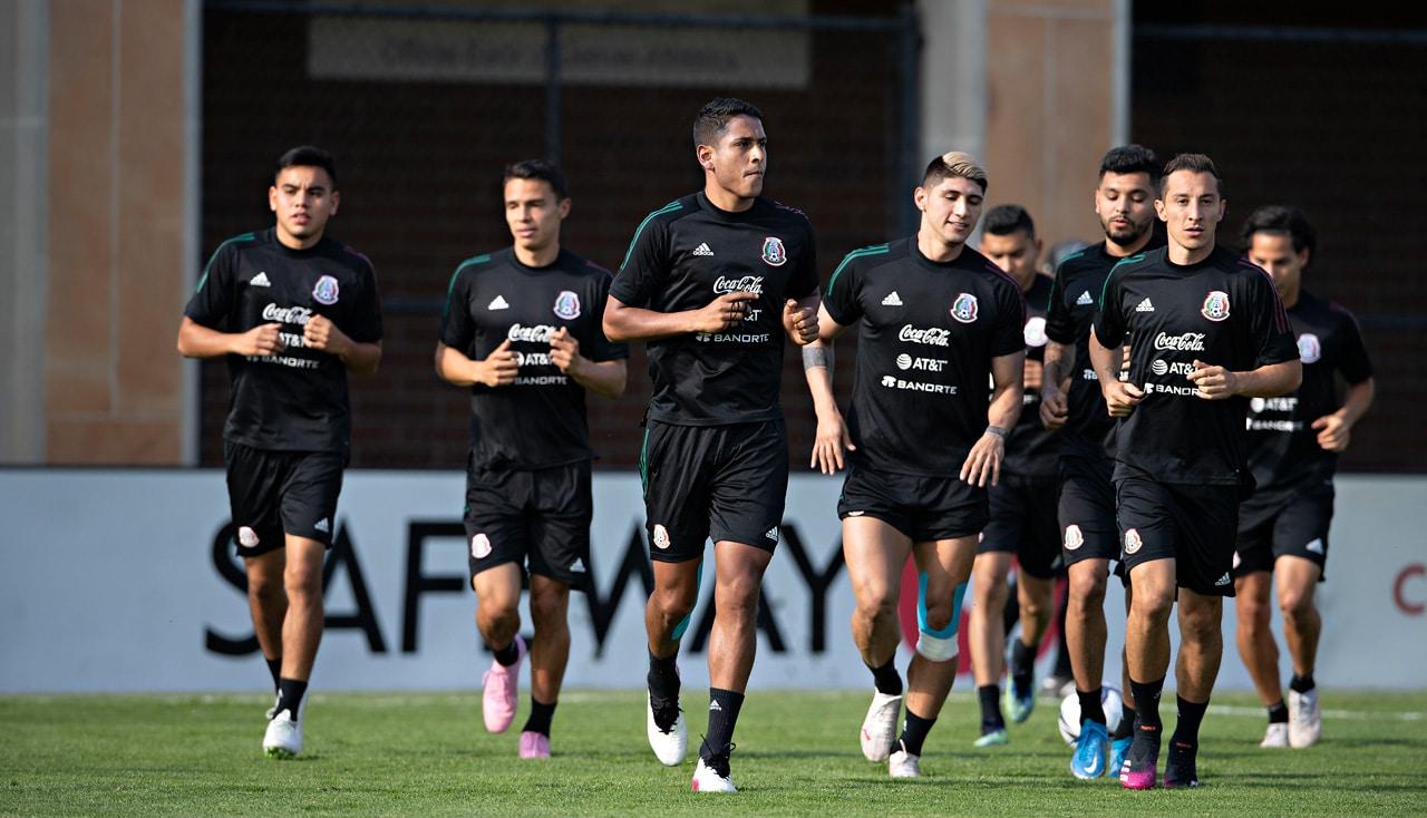 México vs Honduras hora para ver en vivo el partido amistoso este 2021
