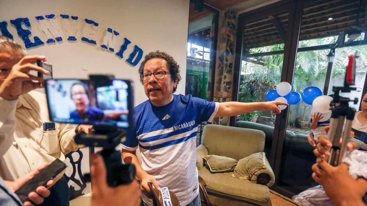Detienen a Miguel Mora, opositor en Nicaragua