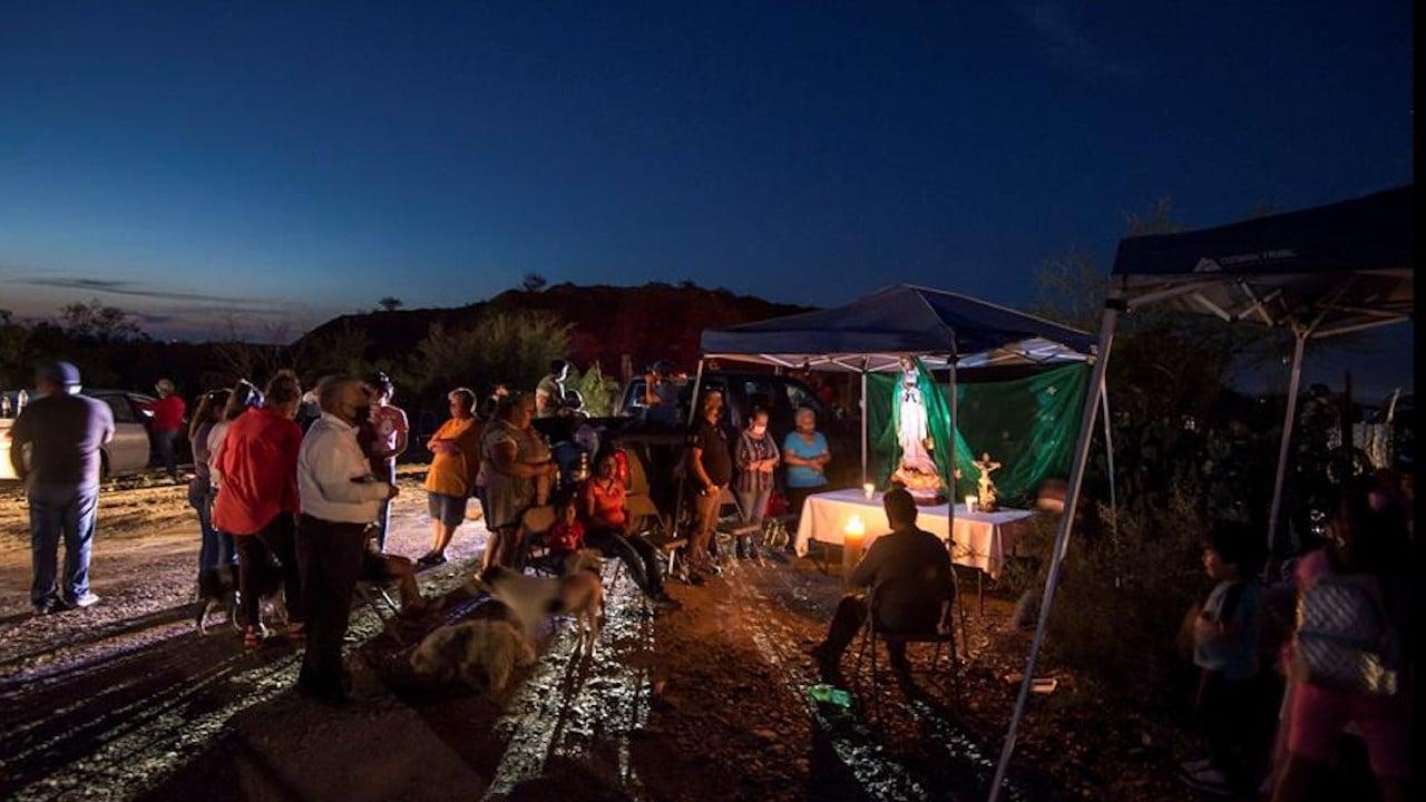 Sin rastro de los siete mineros atrapados en Múzquiz, Coahuila