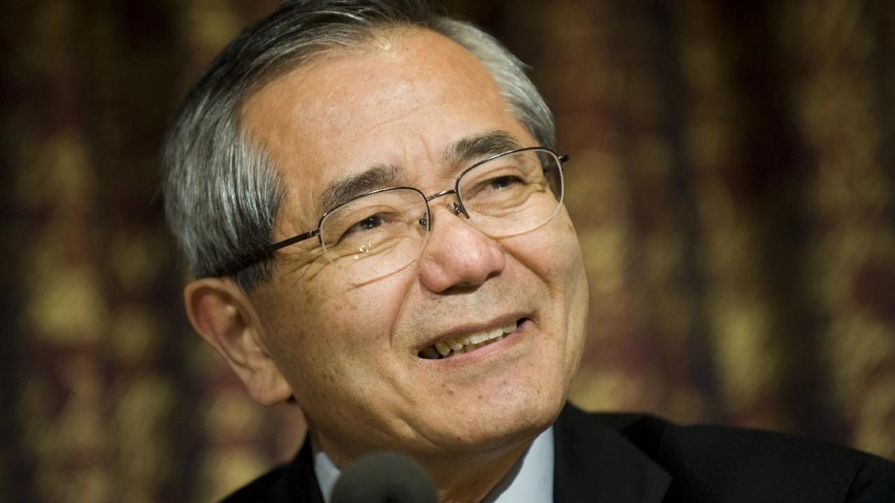 Muere el japonés Ei-ichi Negishi, premio Nobel de Química en 2010