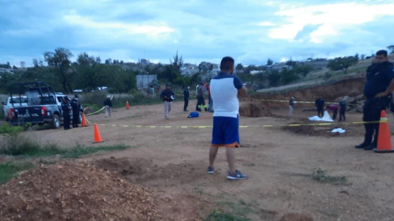 Mueren tres menores al caer a un pozo en Xoxocotlán, Oaxaca