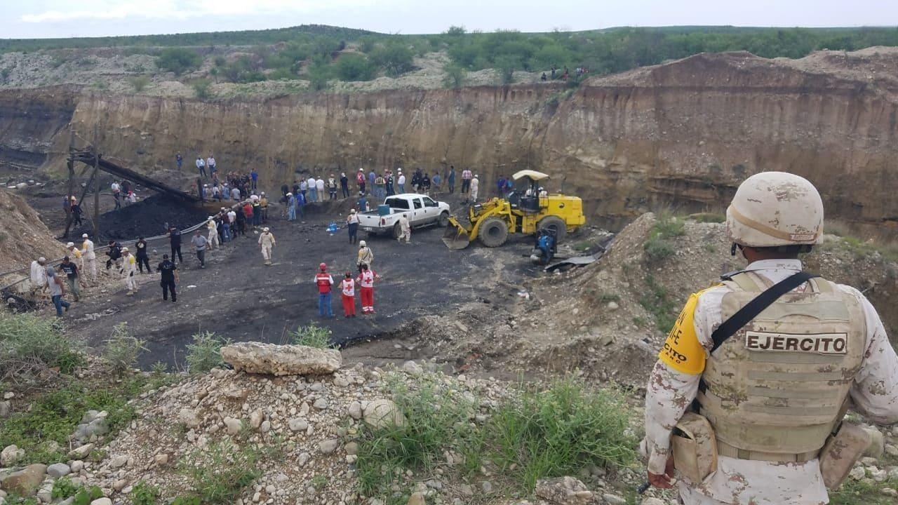 Ni dueños de mina ni gobierno de Coahuila han brindado apoyo a familiares de mineros muertos en Múzquiz