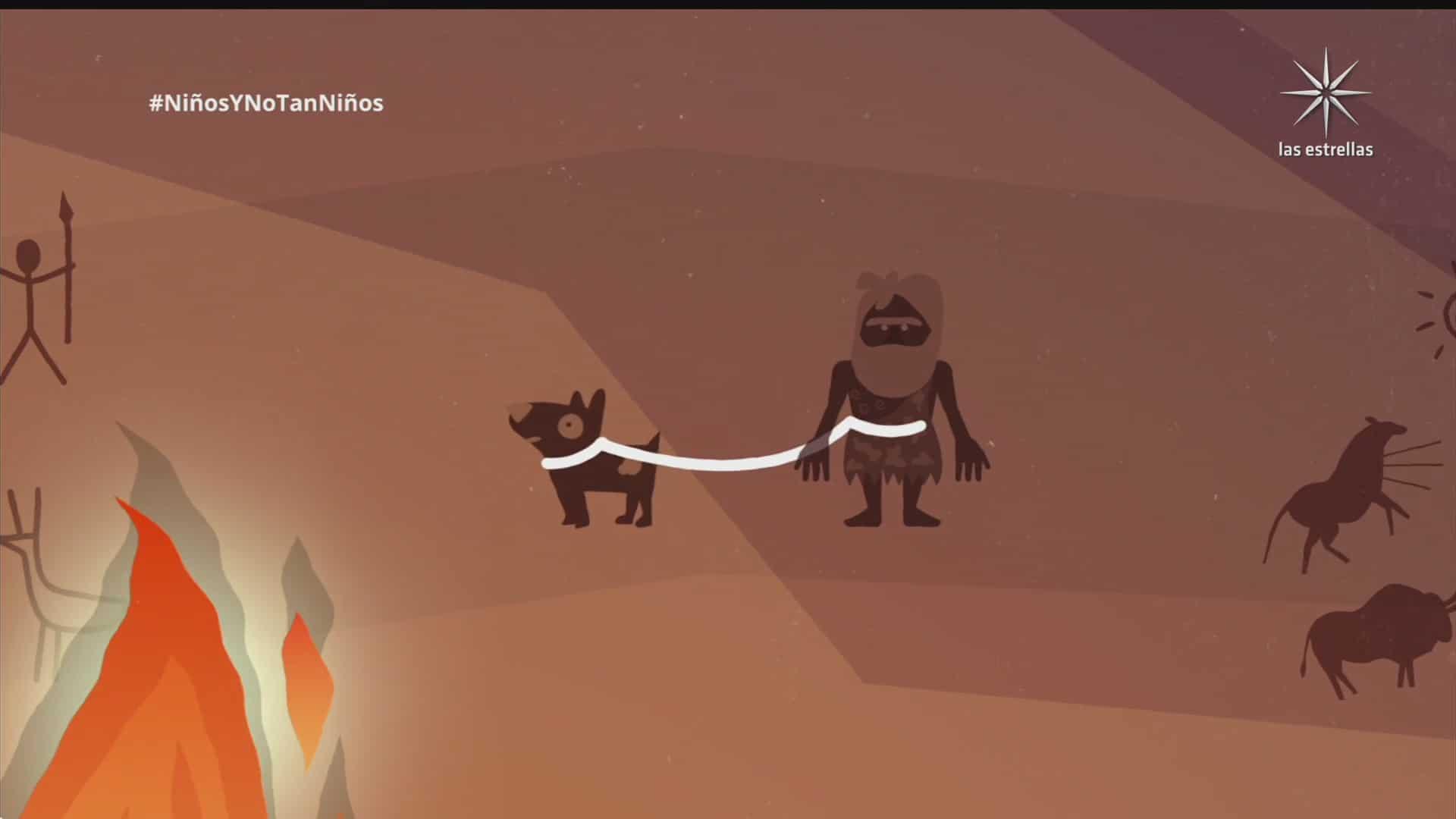 ninos y no tan ninos cual es el origen de la correa para los perros