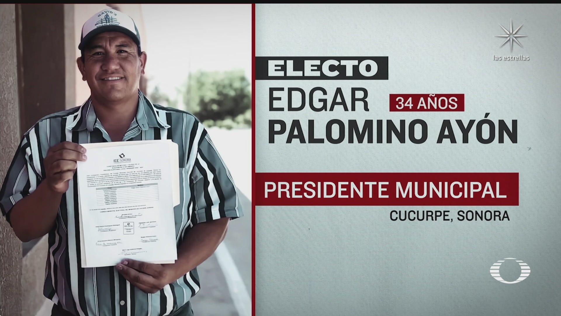 no era candidato y gano presidencia municipal de cucurpe sonora