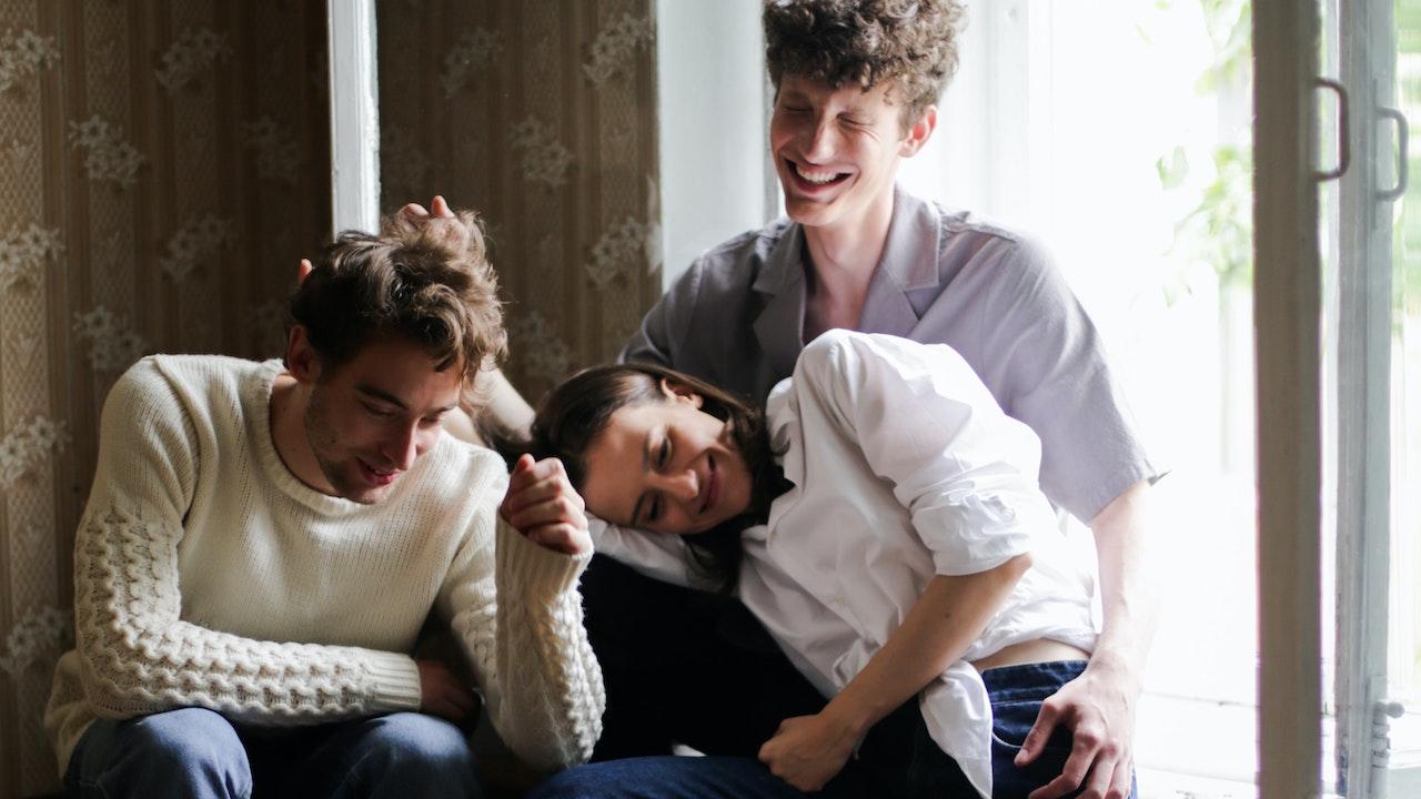 No Monogamia Consensuada Trío Foto